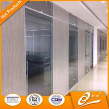 best selling products many person desk office partition glass wall