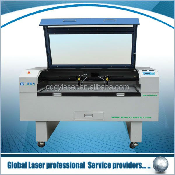 Vinyl Cutter Great Year Laser Engraving Machine with good prices GY-1280S