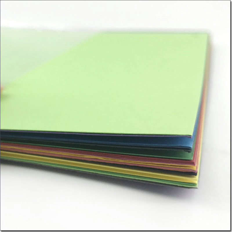 High quality dark color paper in 250gsm , A4 size ,50sheets/bag