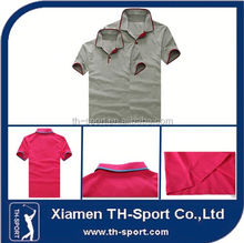 soft oem logo color breathable shirts