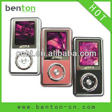 best selling price list of mp4 player micro SD card(BT-P208)