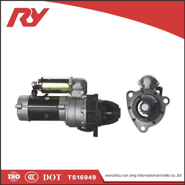 RUNYING New Arrival 0-23000-1530 PC120 PC150 Starter & Motor 24V Spare Parts