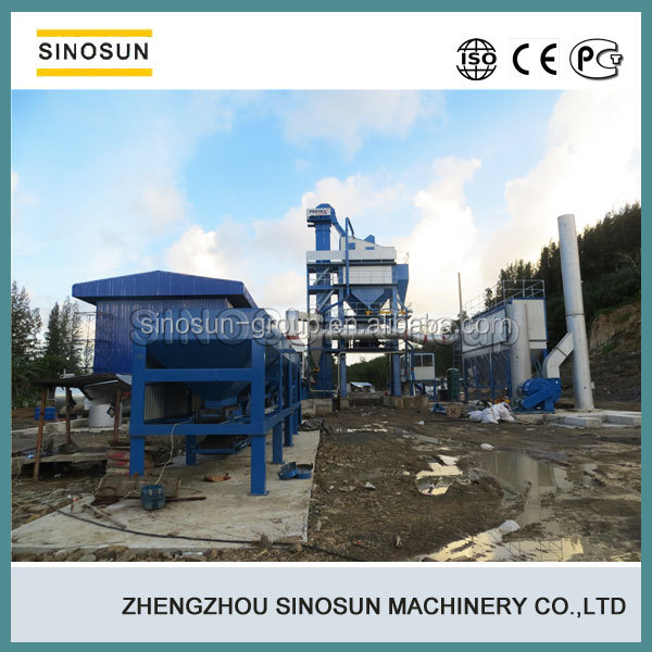 made in China lowest price asphalt plant SAP80,bitumen mixing plant