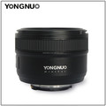 Wide-angle Auto Focus Lens YN35mm F2 N