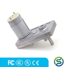 Low Price 12v gearbox motor for golf trolley for vacuum stable performance manufacturer