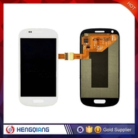 Fast delievery !!! Newest lcd for samsung galaxy s3 mini i8190 lcd display replacement