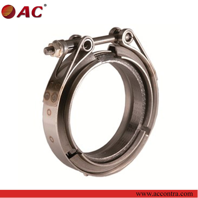Double/Single Ear Hose Clamping high quality clamping ring