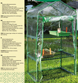 GARDEN GREENHOUSE to start seedlings of all kinds of plants and flowers