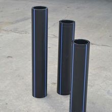 Plastic PE pipe PE80 PE100 high density polypropylene pipe hdpe pipe price list good