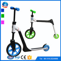 Aluminum frame strong&safe high quality material kids kick scooter