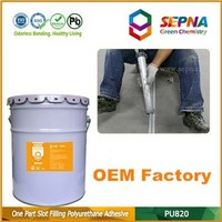 high quality polyurethane joint sealant/glue for airport runway/highway