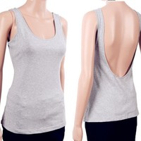 China supplier in bulk weight loss vest top ladies chest tank top, latest lady top