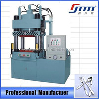 Four Column Hydraulic Press 250 ton for Cold Extrusion with Ejection System