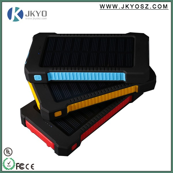 8000mah mobile phone portable power bank, solar power bank,mobile power supply