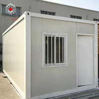 Economical installation marine container house 40ft dormitory container house for workers