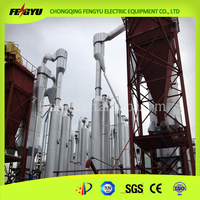 Fengyu Biomass Electric Power Generation Converting Rice husk, and wood into Electricity