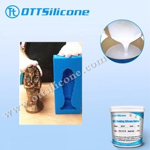 How to solve the problem of resin mold deformation and deformation? OTT wholesale all kinds of mold making silicone rubber