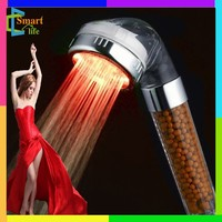 C-138-1sanitary LED hydroelectric power hand shower