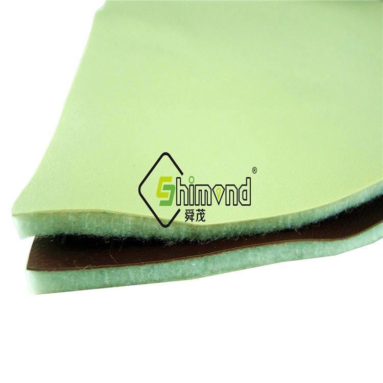 The export of Chinese factory low price /pvc leather cloth