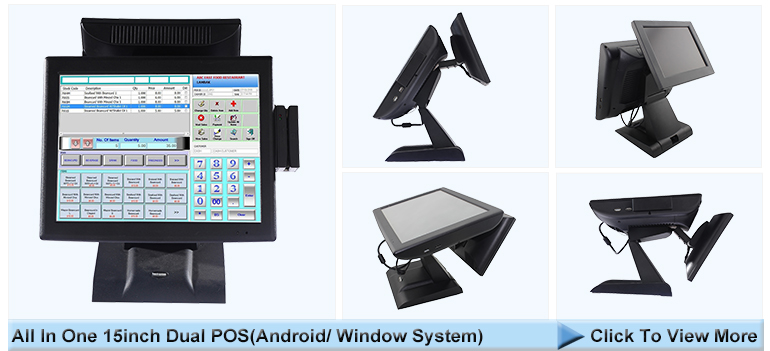 Branded hot sell 12 inch restaurant paging pos system