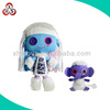 High quality plush monster doll china doll factory customized doll monster