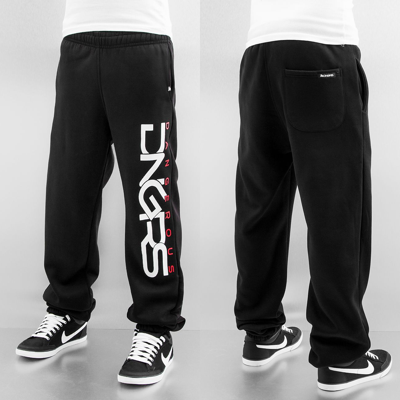 Custom embroider sweat pants print sweat pants