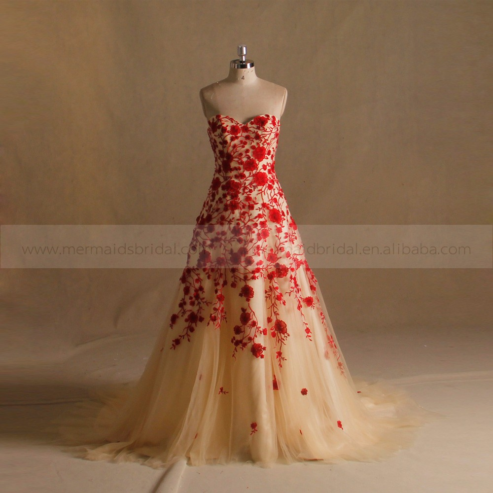 red and gold wedding dresses wwwpixsharkcom images
