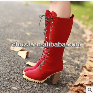 C60186A 2013 THE LATEST DESIGN POPULAR FASHION LEATHER MOTORCYCLE HIGH BOOTS