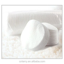 Hot sale round gentle cotton pads