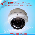 Top Selling Product 2015 5 Megapixel CCTV Camera POE Varifocal Waterproof Bullet Night Vision Onvif P2P 5MP IP Camera