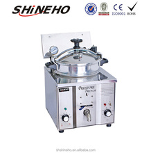 P001 donut deep fryer machine/electric chicken fryer machine/fish and chips fryers