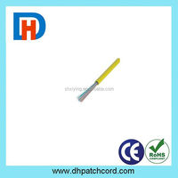 Simplex Armored Fiber Optic Cable with PVC Jacket