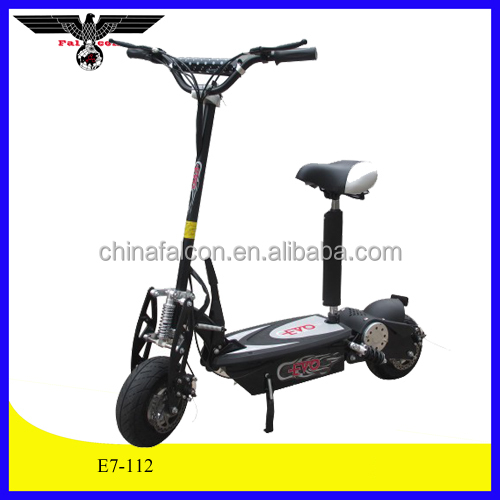 2015 New hot selling adult 1000W EEC elelctric scooters(E7-112) folding scooter