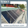 adjustable angle solar roof mounting structure solar energy system