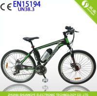 Chinese Cheap Carbon E Cycle Mountain Electric Bike