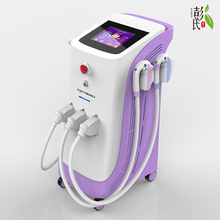 ultrasonic & spot removal beauty instrument permanent hair removal by laser