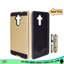 mobile phone accessories, cheap TPU PC case for Huawei mate 9