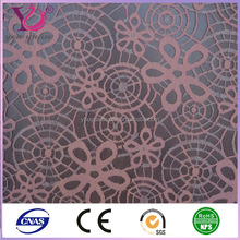 Lace fabric with spider web design material for cosplay costume