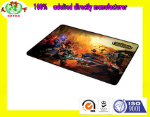 hot sell league of legends mouse pad