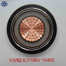 11kv 185mm2 XLPE insulated single core underground cable