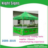 promotional tent/tents for sale/display printed folding tents with promotion table