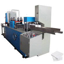 Cheap china machines for napkin paper folding and embossing