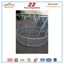Australia Hot dipped Galvanized livestock hay bale feeder