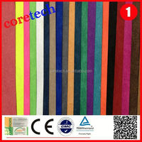 Washable soft wicking property suede factory