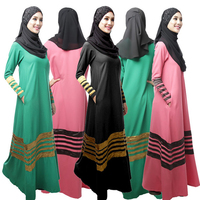 HFR-AN305 2015 high qaulity muslim women dress pictures