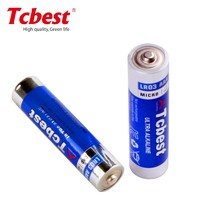 Alkaline battery 1.5V AAA Am4 LR03 dry battery, aaa size 1.5v for flash light,Camera, wireless mouse in high quality