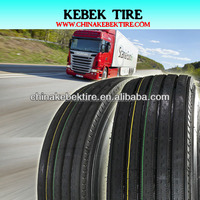 All Steel Radial Tire for Truck and Bus 11R24.5 with Euro Label/DOT
