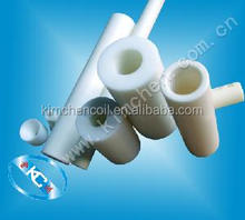Ceramic Tube 99% Al2O3 High Temperature Furnace Tube/ Pipe