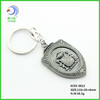 2012 Spain antique design metal key cover