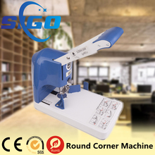 SG-L301 paper round corner cutting machine manual round corner cutter machine